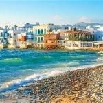 Grecia la 240 euro/p (hotel+avion) 7 zile