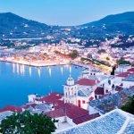 Pe cont propriu în Skopelos, 8 zile, cu doar 80 euro/p