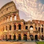 Roma, 3 zile, 83 euro/p (cazare+avion)