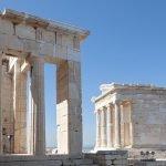 Athena la numai 50 euro/p cu cazare și zbor inclus, pt. un weekend